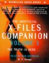 "The Unofficial ""X-Files"" Companion: v. 3 - Ngaire Genge, Bob Sherman, Bob Sherman"