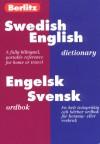 Berlitz Swedish-English Dictionary/Engelsk-Svensk Ordbok - Berlitz Publishing Company