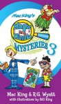 Magic in a Minute Mysteries 3 - R.G. Wyatt, Mac King, Bill King