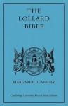 The Lollard Bible - Margaret Deanesly, Deanesly