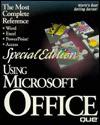 Using Microsoft Office - Que Corporation