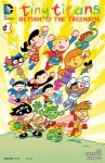Tiny Titans: Return to the Treehouse #1 - Art Baltazar, Art Baltazar