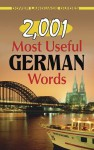2,001 Most Useful German Words - Joseph W. Moser, Dover Publications Inc.