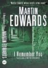 I Remember You - Martin Edwards