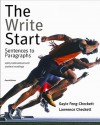 The Write Start with Readings: Sentences to Paragraphs with Professional and Student Readings - Gayle Feng-Checkett, Lawrence Checkett