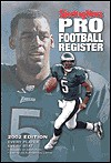 Sporting News Pro Football Register - Jeff Paur, David Walton