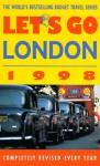 Let's Go London 1998 - Let's Go Inc.