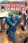 Share Your Universe Captain America (Marvel Adventures Super Heroes) - Scott Gray, Craig Rousseau, Clayton Henry