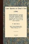 Law Sports at Gray's Inn (1594) - Basil Brown