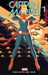 Captain Marvel (2016-) #1 - Michele Fazekas, ; Tara Butters; Ryan Bodenheim, Kris Anka