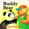 Buddy Bear Plush Toy - Paul Stickland