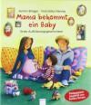 Mama bekommt ein Baby: Erste Aufklärungsgeschichten (Pädagogische Bilderbücher) - Achim Bröger, Franziska Harvey