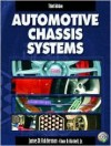 Automotive Chassis System & Lab Manual Worktext & CD Pkg - Chase D. Mitchell Jr.