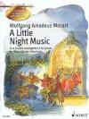 Wolfgang Amadeus Mozart - A Little Night Music: In a Simple Arrangement for Piano by Hans-Gunter Heumann Get to Know Classical Masterpieces Series - Hans-Gunter Heumann