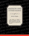 Emerson and Other Essays - John Chapman
