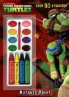 Mutants Rule! (Teenage Mutant Ninja Turtles) - Frank Berrios, Golden Books