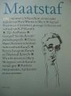 Kavafis-nummer Maatstaf (1984, no. 7/8) - Hans Warren, Mario Molegraaf