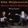 Wozu Lesen? - Elke Heidenreich, Marcel Reich-Ranicki