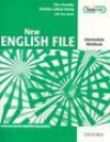 New English File. Intermediate. Workbook (with key) - Clive Oxenden