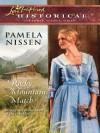 Rocky Mountain Match (Love Inspired Historical) - Pamela Nissen