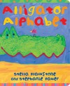 Alligator Alphabet (Board Book) - Stella Blackstone