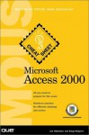 Microsoft Access 2000 MOUS Cheat Sheet (Cheat Sheet) - Joe Habraken, Joseph W. Habraken