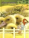 How Many Baby Animals? - Allyson Valentine