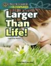 Larger Than Life! - Vijaya Khisty Bodach