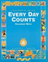 Every Day Counts, Grade 4, Calendar Math - Janet G. Gillespie, Patsy F. Kanter
