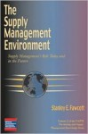 The Supply Management Environment (Ism Knowledge Series) - Stanley E. Fawcett