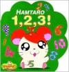 Hamtaro 123 Book - Ritsuko Kawai