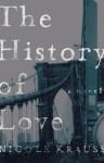 The History Of Love - Nicole Krauss