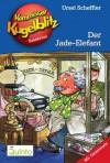 Kommissar Kugelblitz 11. Der Jade-Elefant: Kommissar Kugelblitz Ratekrimis (German Edition) - Ursel Scheffler, Hannes Gerber