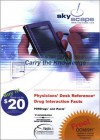 PDR, Ifacts (Physician's Desk Reference + Drug Interaction Facts (CD-ROM for PDA, Updated Quarterly) - Skyscape
