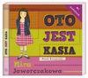 Oto jest Kasia. Książka audio CD - Mira Jaworczakowa
