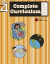 Complete Curriculum: Grade 4 (Flash Kids Harcourt Family Learning) - Harcourt Family Learning, Flash Kids