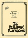 Real Book Vol. 1 S-Z Play-Along CDs Book & 3CDs - Hal Leonard Corp.