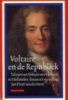 Voltaire en de Republiek: Teksten van Voltaire over Holland - Jan Pieter van der Sterre