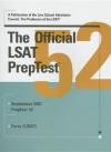 The Official LSAT PrepTest - Law School Admission Council