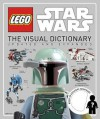 Lego Star Wars: The Visual Dictionary: Updated and Expanded - Simon Beecroft, Jason Fry