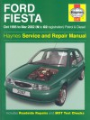 Ford Fiesta Service And Repair Manual: Petrol And Diesel 1995 2002 (Haynes Service And Repair Manuals) - Steve Rendle, Mark Coombs, A.K. Legg