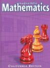 Math Pupil Edition CA Level 5 02 - Jean M. Shaw, Matt Larson, Miriam A. Leiva, Bruce R. Vogeli