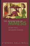 The Aesthetics of Mimesis: Ancient Texts and Modern Problems - Stephen Halliwell
