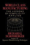 World Class Manufacturing - Richard Schonberger