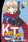 Kagetora 4 - Akira Segami
