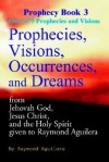 Prophecies, Visions, Occurrences, and Dreams: From Jehovah God, Jesus Christ, and the Holy Spirit Given to Raymond Aguilera - Raymond Aguilera