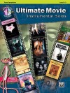 Ultimate Movie Instrumental Solos: Tenor Sax, Book & CD - Alfred Publishing Company Inc.