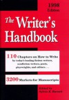 Writer's Handbook 1998 - Sylvia K. Burack