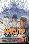 Naruto, Vol. 51: Sasuke vs. Danzo - Masashi Kishimoto