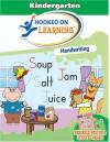Hooked On Learning Handwriting: Kindergarten - Hooked on Phonics